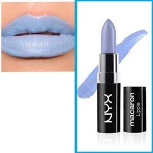 NYX Macaron Lippie Blue Lipstick